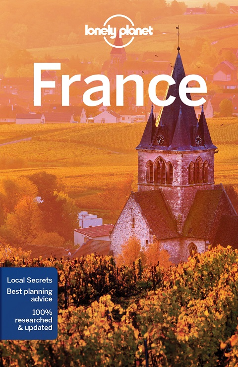 Lonely Planet France 12.