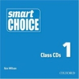 SMART CHOICE 1 CLASS AUDIO CDs /2/ - WILSON, K.