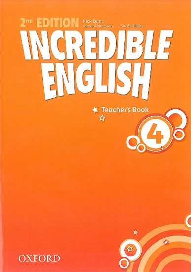Incredible English 4 Teacher´s Book (2nd) - Nick Beare