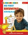MY FIRST RHYMING ACTIVITY BOOK - FREESE, G., MILFORD, A., HO...