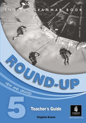 Round Up 5 Teachers Guide - V. Evans
