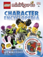 LEGO® Minifigures Character Encyclopedia