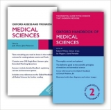 Oxford Handbook of Medical Sciences and Oxford Assess and Pr...