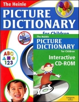 THE HEINLE PICTURE DICTIONARY FOR CHILDREN FUN PACK Edition ...