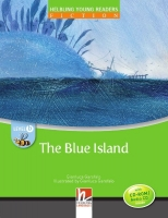 HELBLING YOUNG READERS Stage B: THE BLUE ISLAND + CD-ROM PAC...