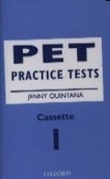 Pet Practice Tests Class Audio Cassettes /2/ - BOOTH, D., FRIED