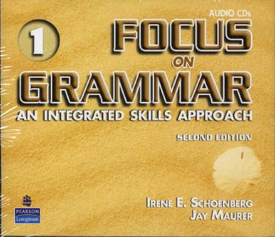 Focus on Grammar 1 Audio CDs (2) - 2nd Revised edition - Ire...