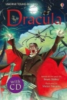 USBORNE YOUNG READING LEVEL 3: DRACULA + CD - DICKINS, R.