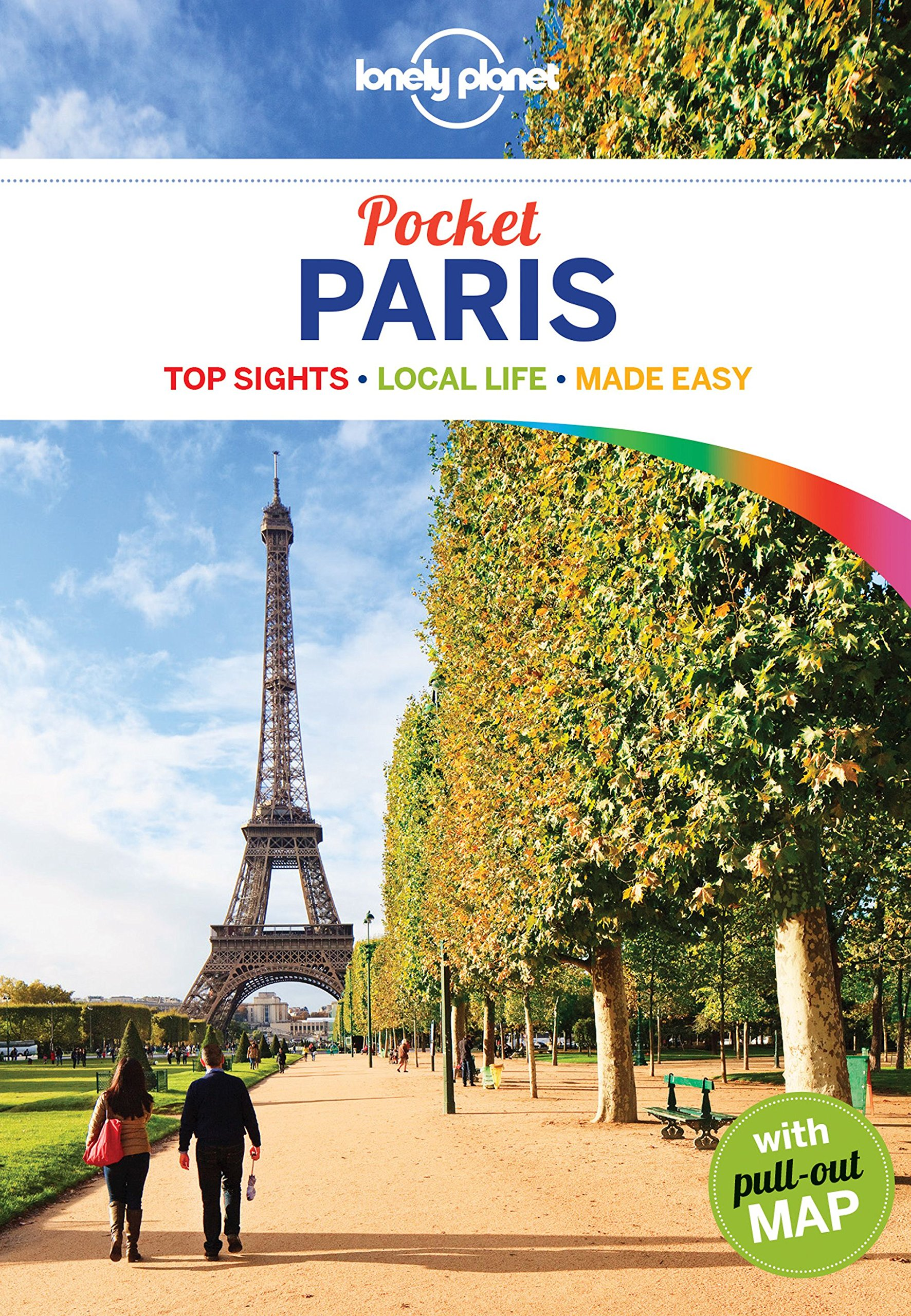 Lonely Planet Paris Pocket Guide 5.