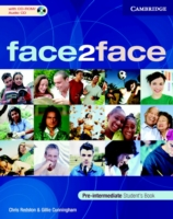 Face2face Pre-Intermediate Student's Book with CD-ROM / Audi...