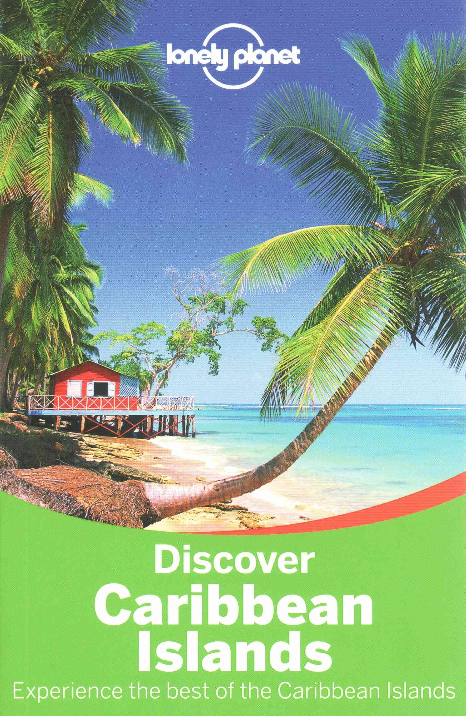 Lonely Planet Caribbean Islands Discover 1.