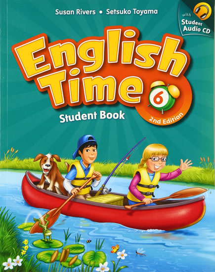English Time 6 Student´s Book + Student Audio CD Pack (2nd) - Susan Rivers