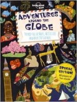 Adventures Around the Globe: Packed Full of Maps, Activities...