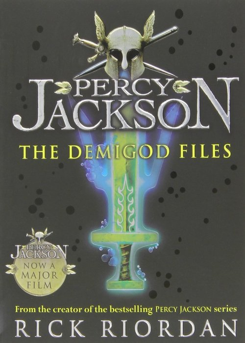 Percy Jackson: The Demigod Files - Rick Riordan