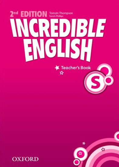 Incredible English Starter Teacher´s Book (2nd)