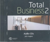 TOTAL BUSINESS INTERMEDIATE CLASS AUDIO CD - HUGHES, J.