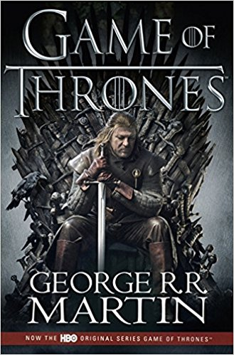 A SONG OF ICE AND FIRE 1: A GAME OF THRONES film tie - Georg...