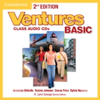 Ventures Basic Class Audio CDs