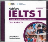 ACHIEVE IELTS 1 Second Edition CLASS AUDIO CDs /2/ - HARRISON, L., CUSHEN, C.