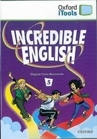INCREDIBLE ENGLISH 5 iTOOLS CD-ROM - PHILLIPS, S., REDPATH, ...