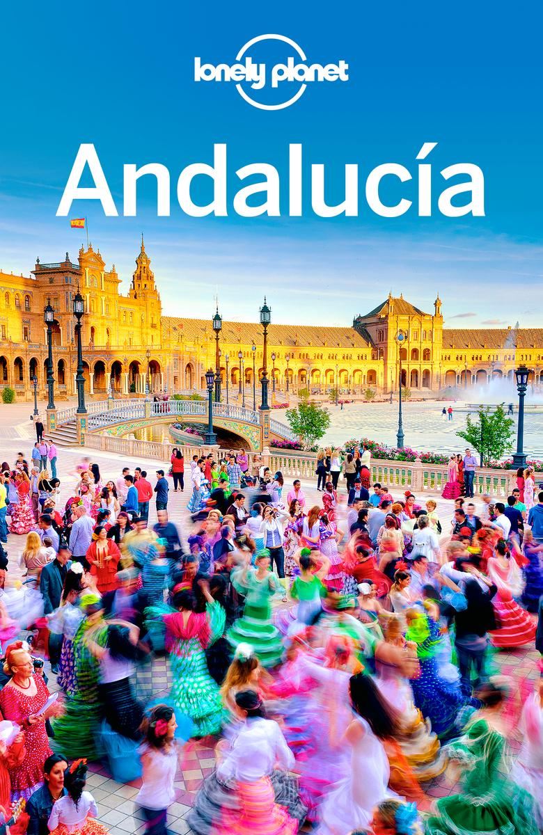 Lonely Planet Andalucia 8.