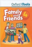FAMILY AND FRIENDS 4 iTOOLS CD-ROM - THOMPSON, T.
