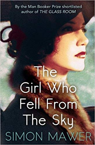 THE GIRL WHO FELL FROM THE SKY - MAWER, S.