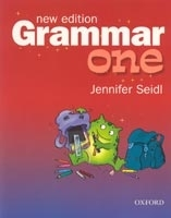 GRAMMAR ONE New Edition STUDENT´S BOOK - SEIDL, J.