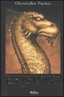 BRISINGR it. - Christopher Paolini