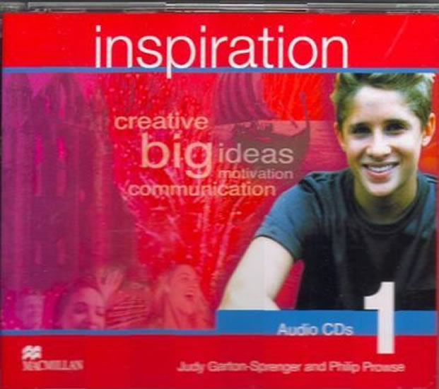 Inspiration 1: Class Audio CDs - Philip Prowse