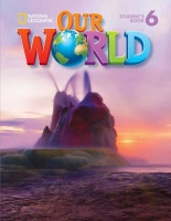 OUR WORLD Level 6 STUDENT´S BOOK with CD-ROM - CORY, WRIGHT,...