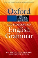 The Oxford Dictionary of English Grammar (Oxford Paperback R...