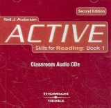 ACTIVE SKILLS FOR READING Second Edition 1 AUDIO CDs - ANDER...