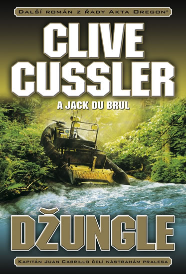 Džungle - Cussler Clive, Du Brul Jack