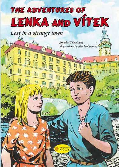 The Adventures of Lenka and Vítek - Lost in a strange town -...
