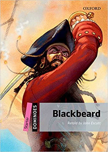 DOMINOES Second Edition Level STARTER - BLACKBEARD + MultiROM Pack - ESCOTT, J.