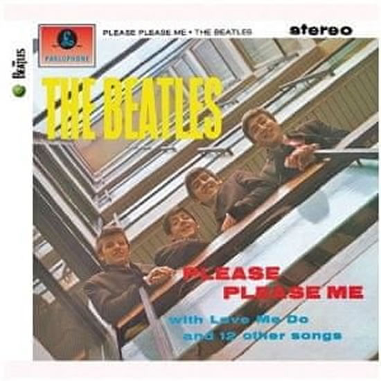 Beatles: Please Please Me - LP - The Beatles