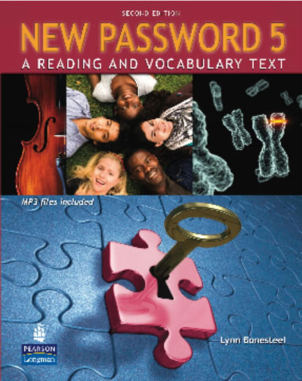 New Password 5: A Reading and Vocabulary Text (with MP3 Audio CD-ROM) - Lynn Bonesteel