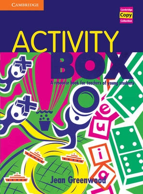 Activity Box Book - Jean Greenwood