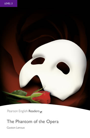 PER | Level 5: The Phantom of the Opera Bk/MP3 Pack - Book and MP3 Pack - Gaston Leroux