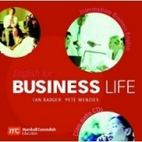 ENGLISH FOR BUSINESS LIFE INTERMEDIATE CD - BADGER, I., MENZ...
