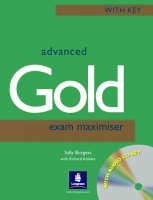 Advanced Gold Exam Maximiser With Key and Audio CDs /2/ - Ac...