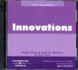 INNOVATIONS INTERMEDIATE CLASS AUDIO CD - DELLAR, H., WALKLEY, A.