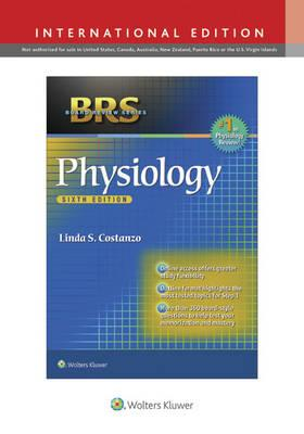BRS Physiology,6th Int. ed - L. S. Costanzo