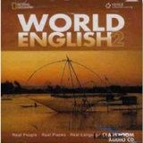 WORLD ENGLISH 2 CLASS AUDIO CD - CHASE, R. T., JOHANNSEN, K. L., MILNER, M.