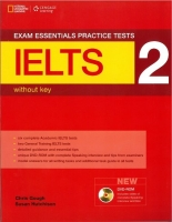 Exam Essentials Practice Tests - IELTS 2 without Key with DV...