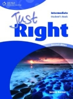 JUST RIGHT Second Edition INTERMEDIATE STUDENT´S BOOK - ACEV...
