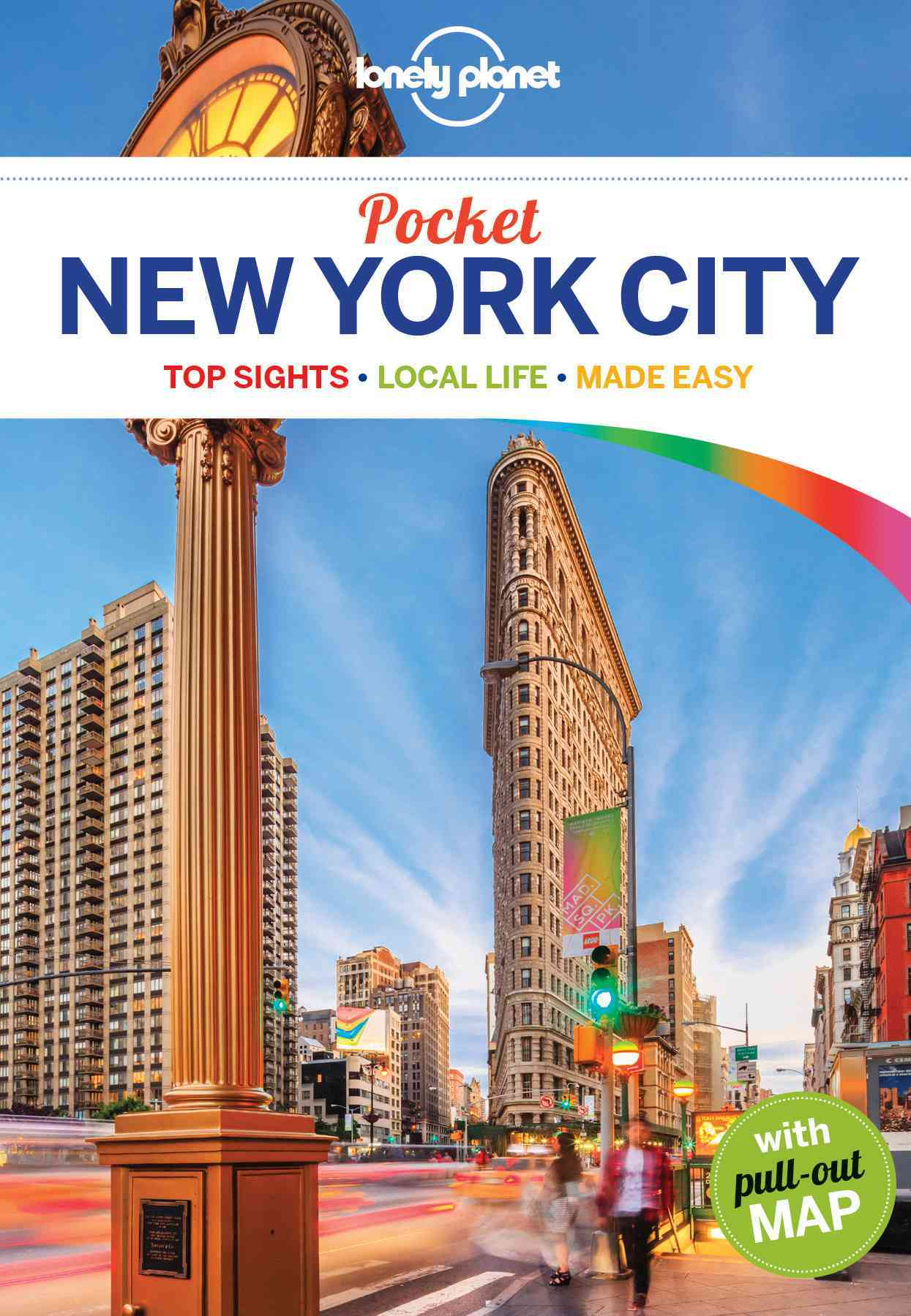 Lonely Planet New York City Pocket Guide 6.