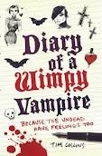 DIARY OF A WIMPY VAMPIRE - COLLINS, T.