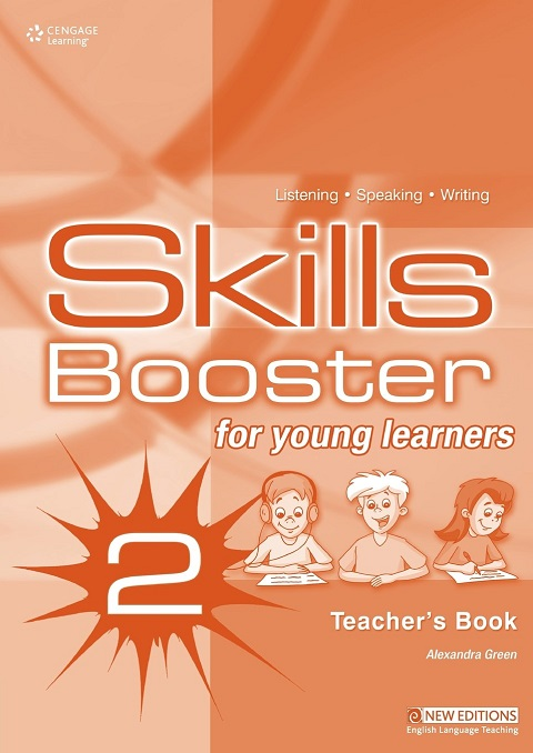 SKILLS BOOSTER 2 TEACHER´S BOOK - GREEN, A.
